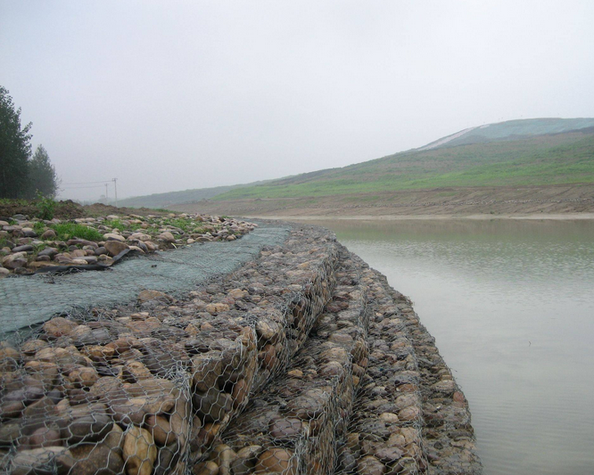 河堤格宾网