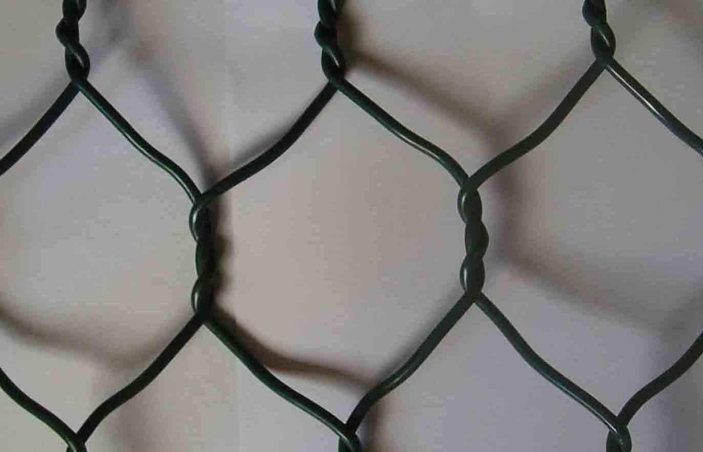 包塑石笼格宾网